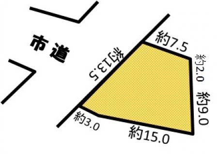 土地 - 長野県松本市笹賀