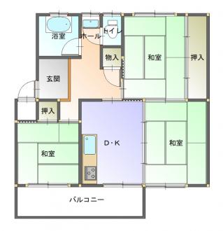 マンション - 長野県松本市蟻ヶ崎4丁目955-1