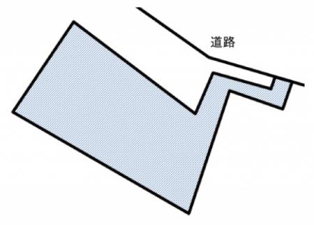 土地 - 長野県松本市寿豊丘446-12