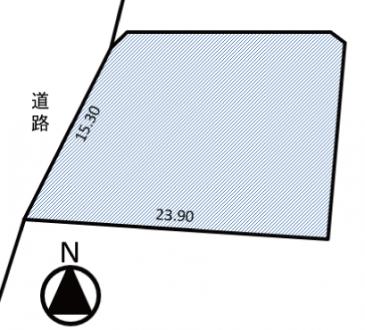 土地 - 長野県松本市岡田下岡田709-5