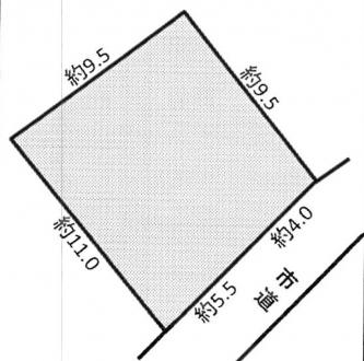 土地 - 長野県松本市浅間温泉3丁目