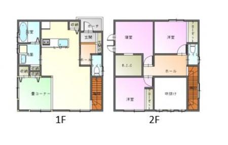 松本市惣社 新築 戸建て(西棟)