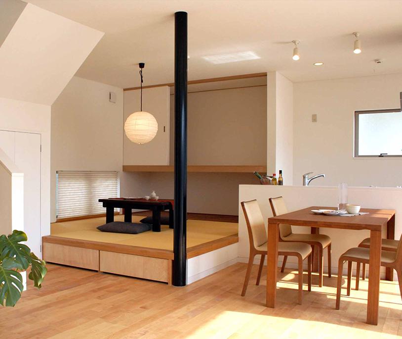 スマイルハウスのつくる家は「冬暖かく、夏涼しい」家